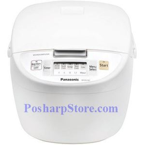 Picture of Panasonic SR-DG102  5-Cup  Fuzzy Logic® Rice Cooker