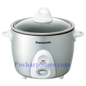 Picture of Panasonic SR-G06FG 3-Cup Rice Cooker
