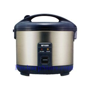 Picture of Tiger JNP-S55U 3-Cup Stainless Steel Rice Cooker