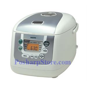 Picture of Sanyo ECJ-HC100S 10-Cup Micom Rice & Slow Cooker