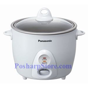 Picture of Panasonic SR-G10G 5.5-Cup Rice Cooker and Steamer