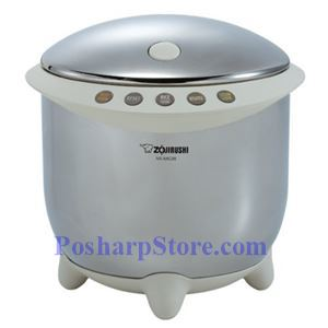 Picture of Zojirushi NS-XAC05XR 3-Cup Rizo Micom Rice Cooker, Stainless
