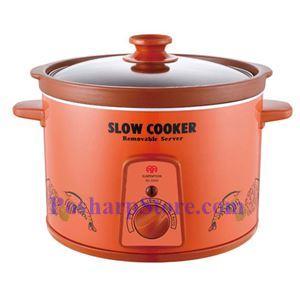 Picture of Sunpentown SC-5355 Zisha (Purple Clay) Slow Cooker