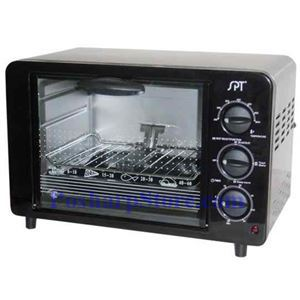 Picture of Sunpentown SO-1005 Medium Size Stainless Steel Electric Oven