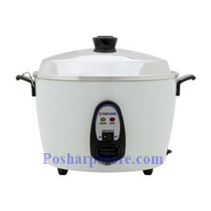 Picture of Tatung TAC-10G(SF) 10-Cup Indirect Heating Stainless Steel Rice Cooker