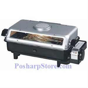 Picture of Tayama TFG-2502 Electric Stainless Steel Roaster