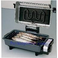 Picture for category Tayama TFG-2502 Electric Stainless Steel Roaster