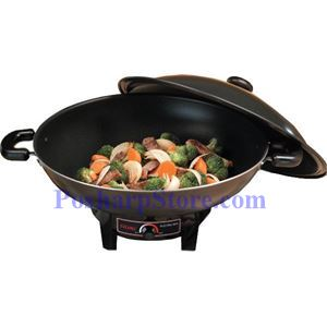 Picture of Tayama 6.5 Liter Electric Wok