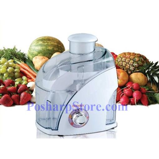 Prestige Slow Juicer With Salad Maker : Tayama TJ-5888 Electric Juice Extractor