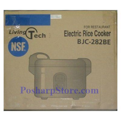 Picture for category LivingTech BJC-282BE 5 Liter Rice Cooker & Warmer