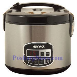 Picture of Aroma ARC-960SB 20-Cup Sensor Logic™ Stainless Steel Rice Cooker