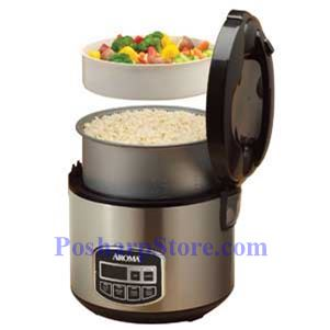 Picture for category Aroma ARC-960SB 20-Cup Sensor Logic™ Stainless Steel Rice Cooker