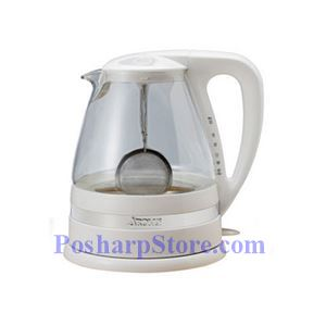 Picture of Aroma AWK-161 Clar-i-Tea Electric Water Kettle & Tea Brewer