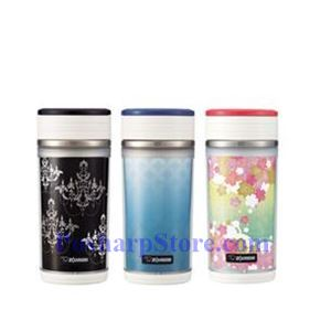 Picture of Zojirushi SM-BTE35 D-mug Stainless Mug with Tea Strainer