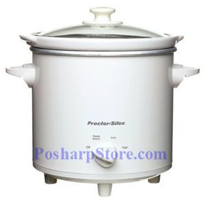 Picture of Proctor Silex 33040 4-Quart Round Slow Cooker