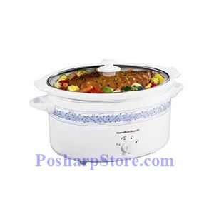 Picture of Hamilton Beach 33675BV 7-Quart Oval Mealmaker Slow Cooker