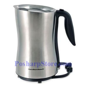Picture of Hamilton Beach 40898 Cordless Electric Stainless Steel Kettle