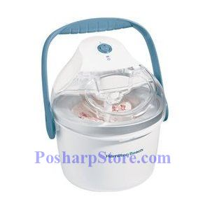 Picture of Hamilton Beach 68220 1.5-Quart Ice Cream Maker