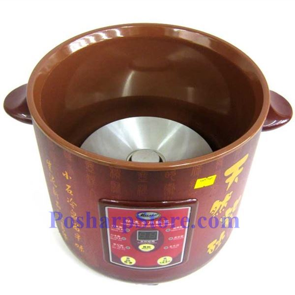 Picture for category Myland  8-Cup Natural Purple Clay Electric Cooker