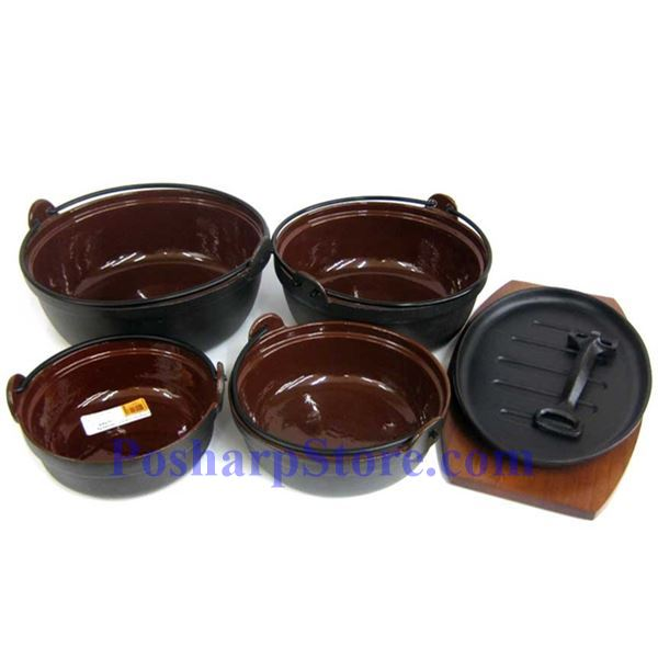 Picture for category Cast Iron Nabe Pot Set