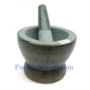 Picture of Granite Stone Mortar and Pestle