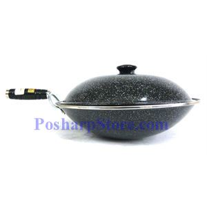 Picture of Guohua Single Handle Iron Wok