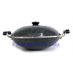 Picture of Guohua Double Handle Iron Wok