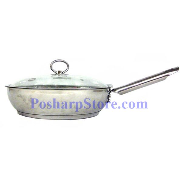 Picture for category Maluta Stainless Steel Fry Pan