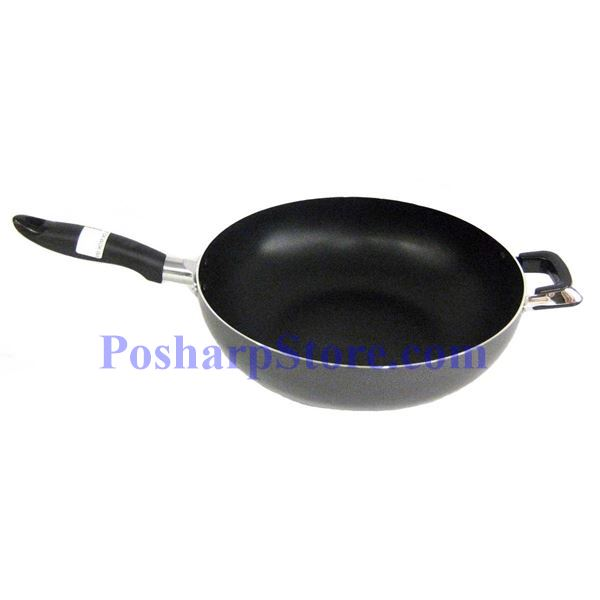 Picture for category Myland 32CM Non-Stick Flat Bottom Wok