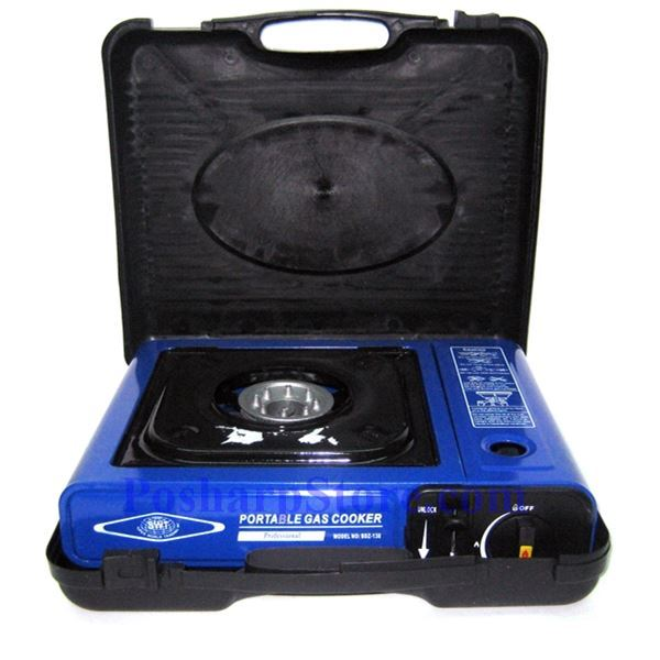 Picture for category SWT BDZ-138 Portable Butane Gas Stove/Cooker