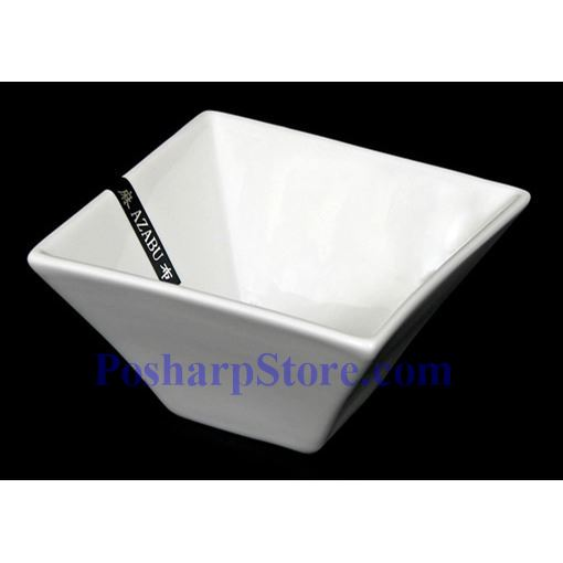 Picture for category White Square Porcelain Bowl PHP-A1540