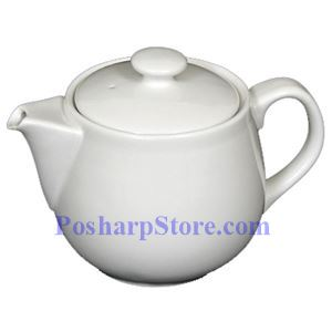 Picture of White Classic Porcelain Teapot PHP-A10989