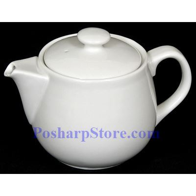 Picture for category White Classic Porcelain Teapot PHP-A10989