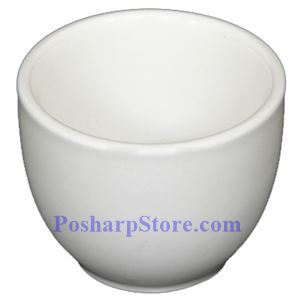 Picture of White Classic Porcelain Tea Cup PHP-A7708