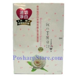 Picture of My Beauty Diary Bulgarian White Rose Mask