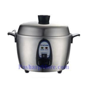 Picture of Tatung TAC-10G(SFT) 10-Cup Indirect Heat Stainless Steel Rice Cooker