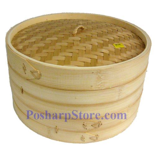 Picture for category Myland 12 Inch Bamboo Steamer Basket