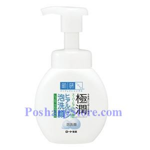 Picture of Rohto HADALABO Gokujun Hyaluronic Foaming Facial Wash