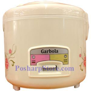 Picture of Garbola 8 Cup Stainless Steel Electric Rice Cooker