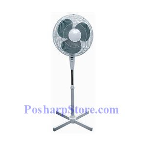 Picture of Comfort Zone CZST161E 16 Inch Oscillating Pedestal Fan