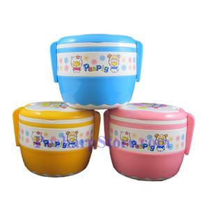 Picture of PeePig Double Stock Lunch Box