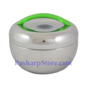 Picture of Apple Shape Stainless Steel Lunch Box