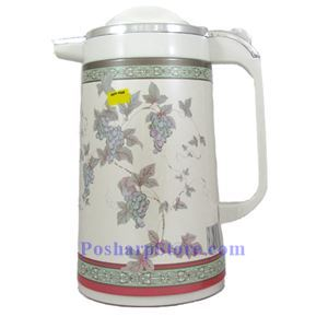 Picture of HappyLion 1 Liter Glass Vacuum Flask With Touch Locker