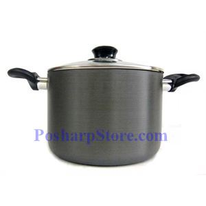 Picture of Myland KPDN206022 9-Inch Hard Anodized Aluminium No-Stick Pot