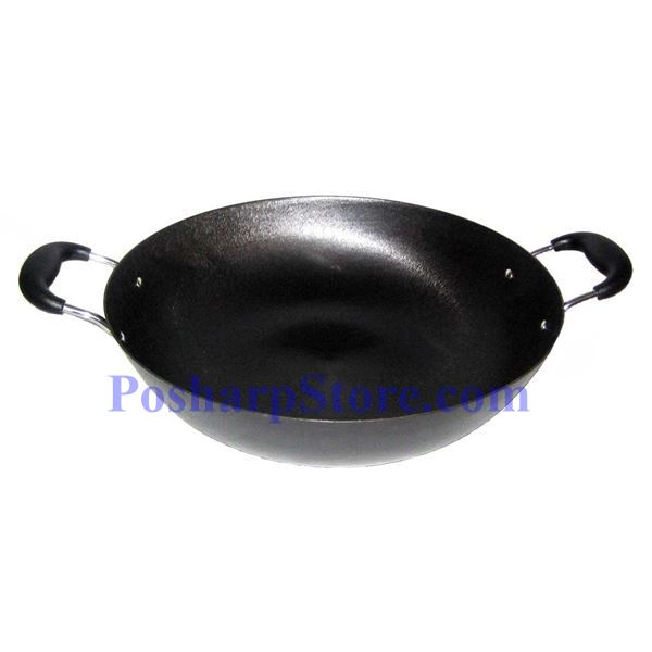 Picture for category MND FWK207 15-Inch Raw Iron Casting Non-Stick Frying Pan