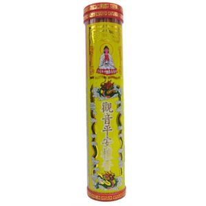Picture of Green Goddess Sandalwood Joss Sticks