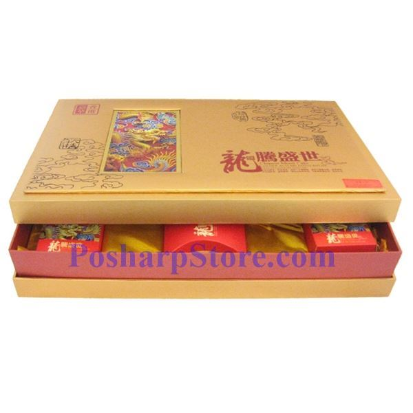 Picture for category JiaHua Premium Luxury Mooncake with Lotus Rhyme