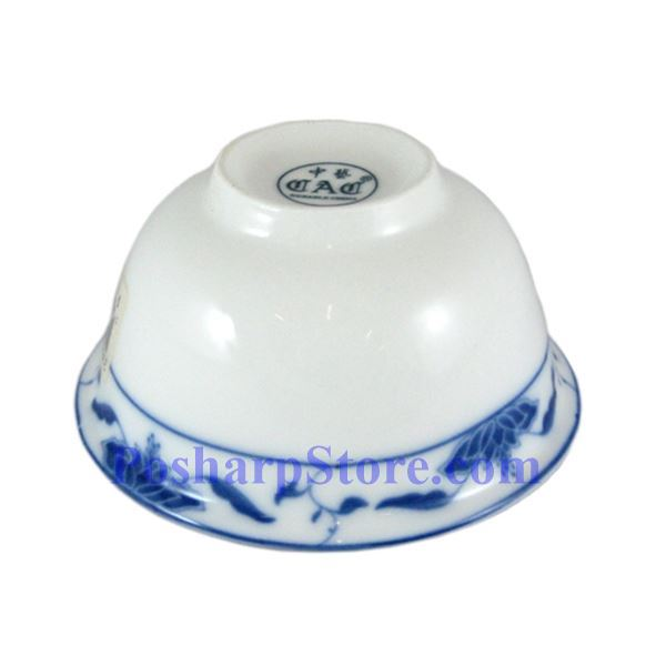 Picture for category CAC Durable China Blue Lotus 3.75-Inch Rice Bowl