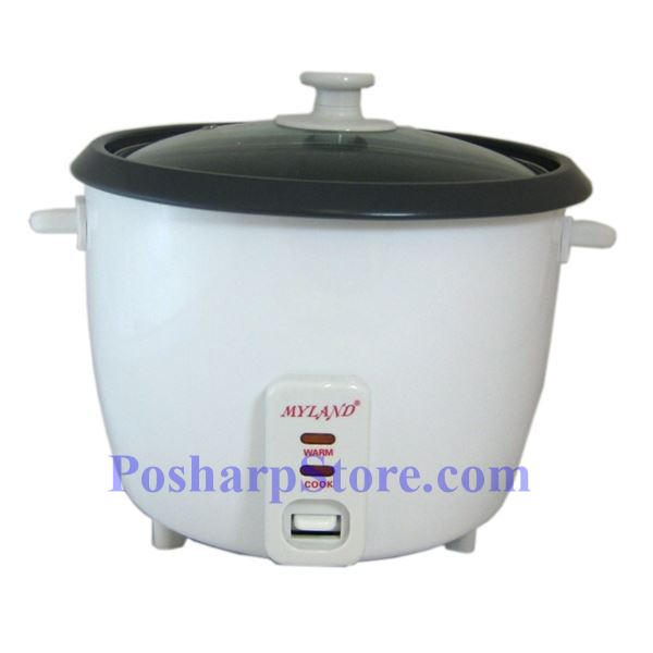 Picture for category Myland  5-Cup Non-Stick Rice Cooker with Steamer