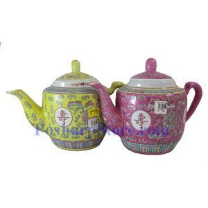图片 陶瓷茶壶